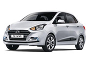 Hire Hyundai Xcent on Rent
